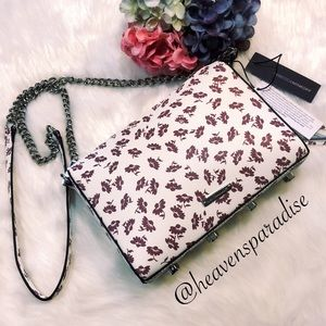 Rebecca Minkoff Avery Cross Body Berry Smoothie